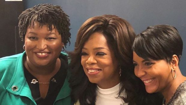 "Oprah Responds To Racist Robocalls Targeting Her And Stacy Abrams – ""Jesus don't like ugly"""