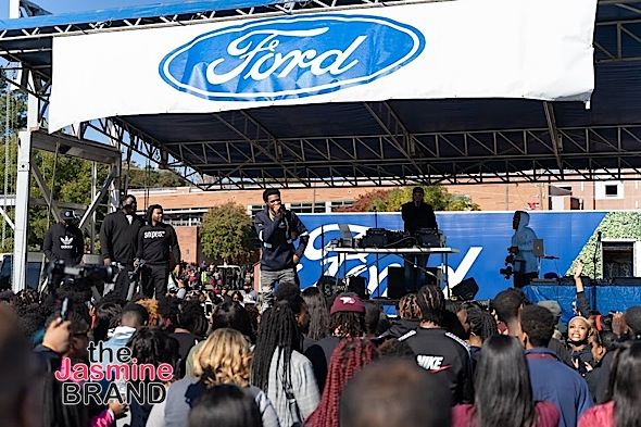 "Ford Visits North Carolina Central's Homecoming For F-150 Tour with ""Drive 4 Ur Community"" Initiative to Support HBCU's + A-Boogie Wit Da Hoodie & Lil Mo Perform [Photos]"