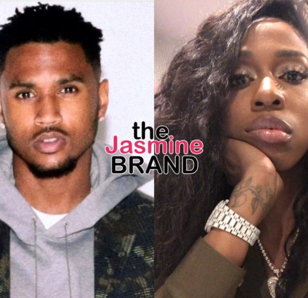 Kash Doll Confesses Her Love For Trey Songz After His Fan Threatens Her For Liking His Pictures