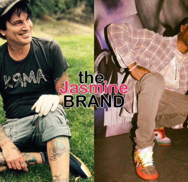 Tommy Lee Calls Travis Scott A F*cking Idiot For Stealing Set Design, Rapper's Lawyer Responds
