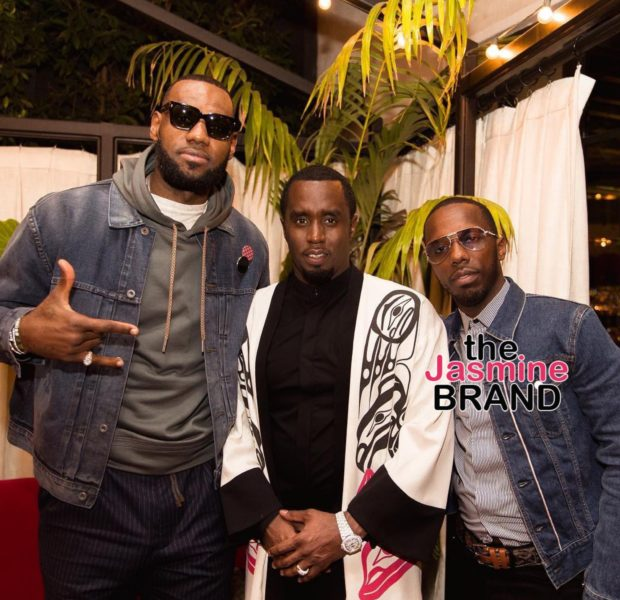 Cops Shut Down Diddy's Birthday Party