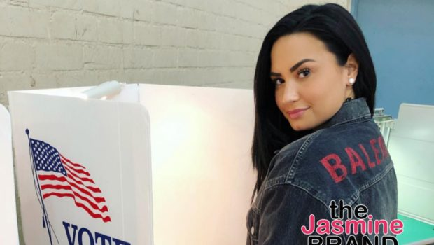 Demi Lovato Returns To Social Media For 1st Time Following Rehab