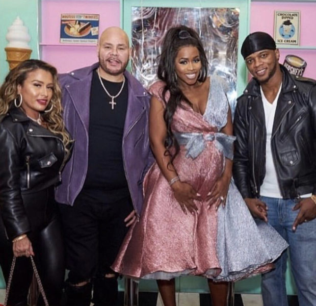 Lil Kim, Joe Budden, Fat Joe Attend Remy Ma & Papoose's Grease Themed Baby Shower