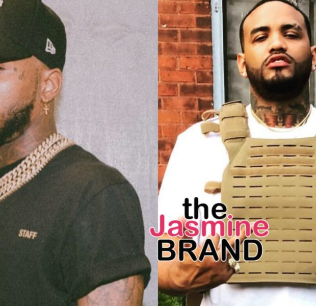 Tory Lanez & Joyner Lucas Playfully Go Back & Forth In A Rap Battle