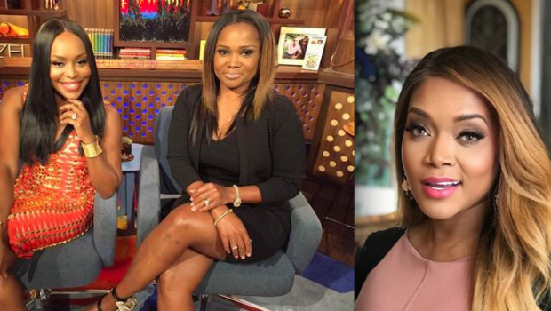 Dr. Heavenly & Mariah Huq Almost Come To Blows Over Quad Lunceford-Webb