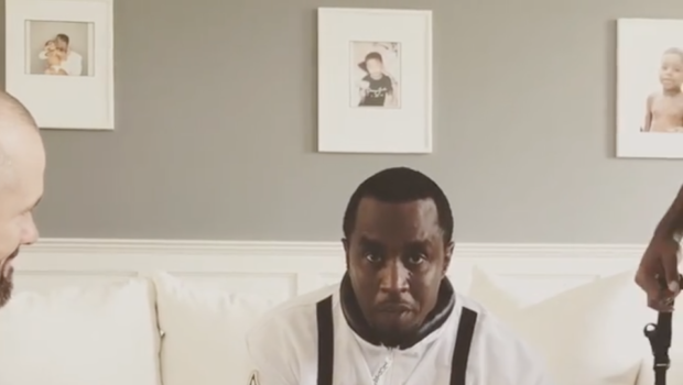 Diddy Jumps Out Of A Plane For His 49th Birthday [VIDEO]