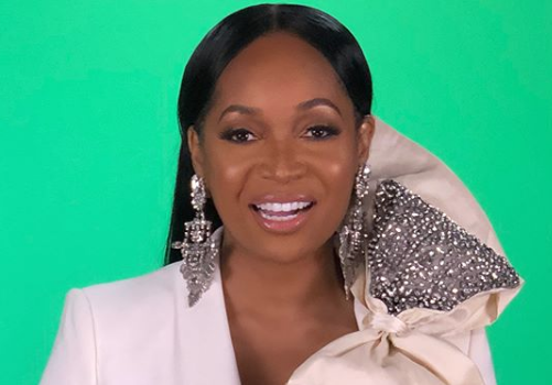 "EXCLUSIVE: Marlo Hampton's ""F-Word"" Controversy Preventing Her From Getting 'Real Housewives of Atlanta' Peach"