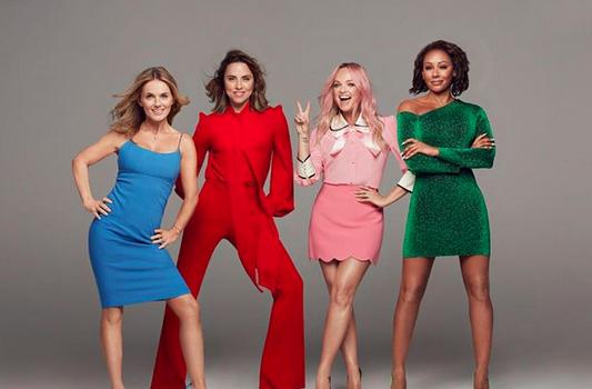 Spice Girls Announce U.K. Stadium Tour, Victoria Beckham Confirms She Won't Be Joining