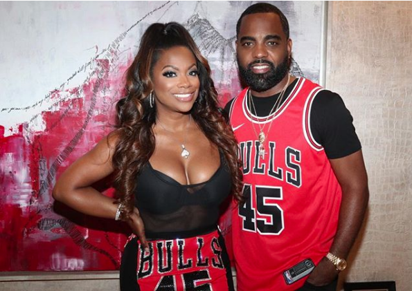"Kandi Burruss & Todd Tucker Planning New Business Venture – ""Invest in yourself!"""