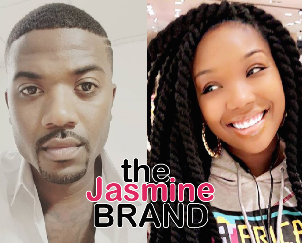 Brandy Defends Brother Ray J: You Don't Need This World's Approval!