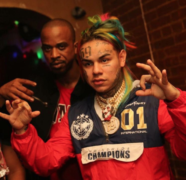 Tekashi 6ix9ine's Manager Charged With Assaulting Security Guard