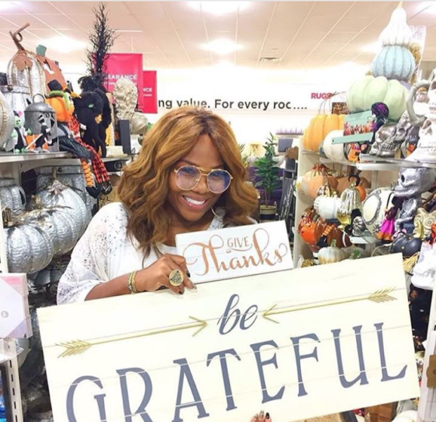 Mona Scott-Young Kicks Off Turkey Challenge To Feed Families For Thanksgiving