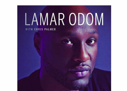Lamar Odom Unveils Cover For Rumored Tell-All Book [Photo]