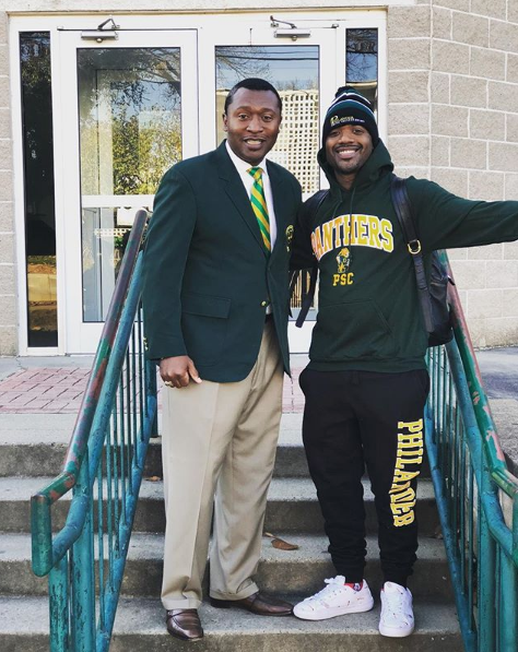 Ray J – I'm Going To College!
