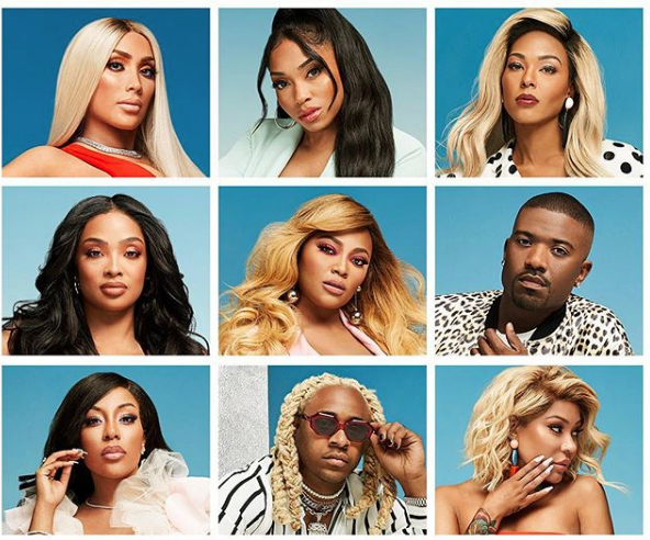 Ray J Says Love & Hip Hop Album Scrapped Over Political Reasons