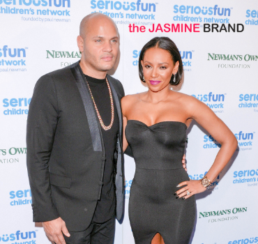 Mel B Hints Alleged Abusive Ex-Husband May Have Slashed Her Tires