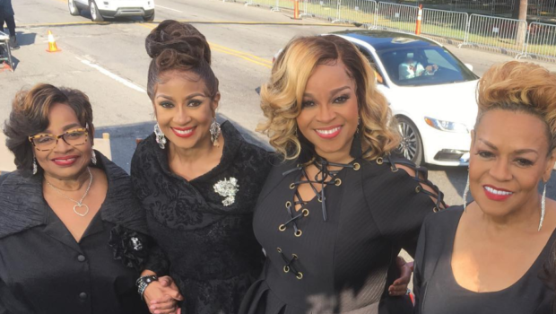 Queen Latifah, Mary J. Blige, Missy Elliott To Produce The Clark Sisters Biopic