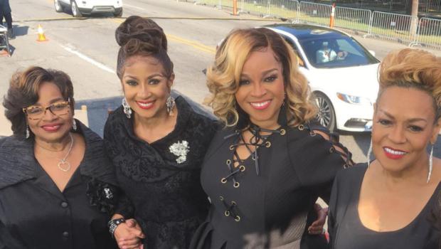 Queen Latifah, Mary J. Blige, Missy Elliott To Produce The Clark Sisters Biopic
