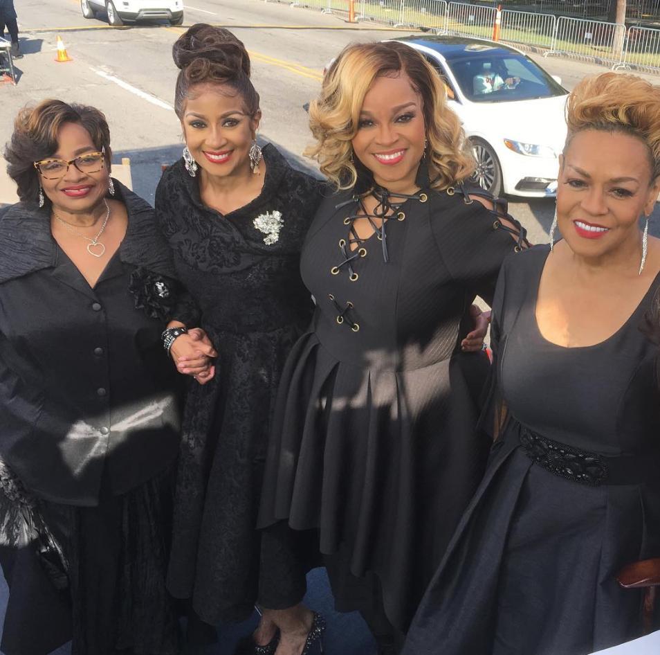 Queen Latifah, Mary J  Blige, Missy Elliott To Produce The Clark
