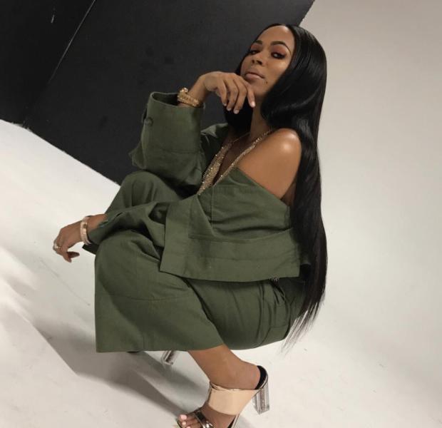 Ashanti's Little Sister Shia Douglas Calls Out Cardi B x Fashion Nova For Stealing Her Design