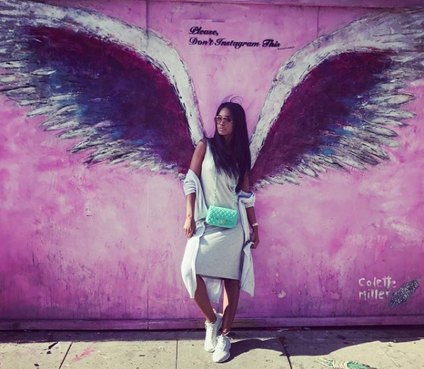Kim Porter's Cause Of Death Revealed, Model Died From Lobar Pneumonia
