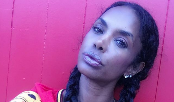 Kim Porter Hearse Arrives – Family Releases Statement Ahead of Funeral, Faith Evans to Sing