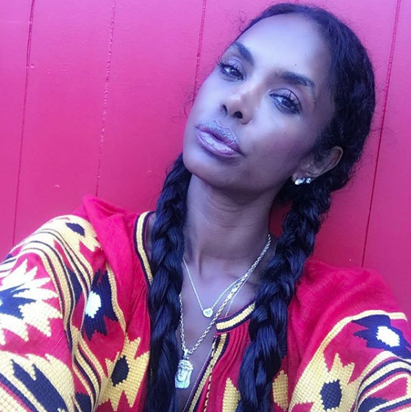 Kim Porter Viewing Held - Family Releases Statement Ahead of Funeral, Faith Evans to Sing