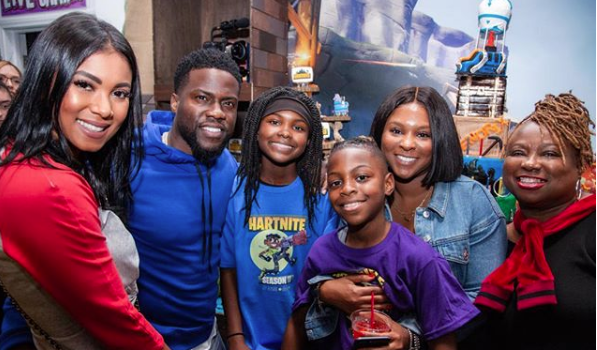 Torrei Hart Continues To Happily Co-Parent w/ Kevin Hart & Wife Eniko Hart: No One Wins When The Family Feuds