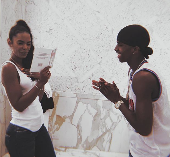 Christian Combs Breaks His Silence Since Death Of Mom Kim Porter [Photo]