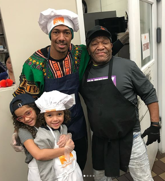 Celebrity Thanksgiving Photos: Oprah, DJ Khaled, Khloe Kardashian, Magic Johnson, Kevin Hart, Nia Long, Tamar Braxton, Brandy