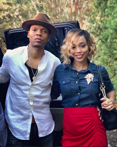 New Edition's Ronnie DeVoe's Wife Shamari DeVoe: I've Had An Open Relationship, But I Was Only Allowed To Sleep W/ Women