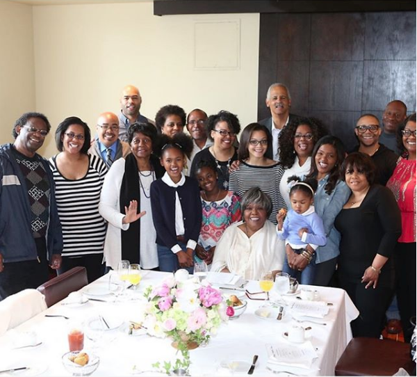 Oprah Reacts To Her Mother's Passing [Photo]