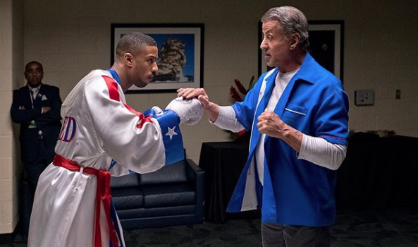 "Michael B. Jordan's ""Creed 2"" Biggest Opening of Entire Rocky Franchise"
