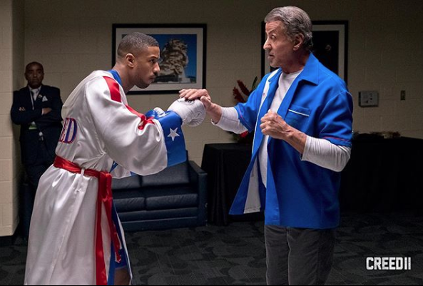Sylvester Stallone Will Not Do Another 'Creed' Sequel [ VIDEO]