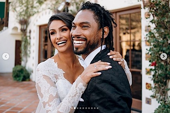 Miguel & Nazanin Mandi Wedding Photos!