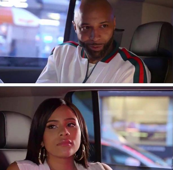 Love & Hip Hop's Cyn Santana & Joe Budden Are Not Having Enough Sex [VIDEO]
