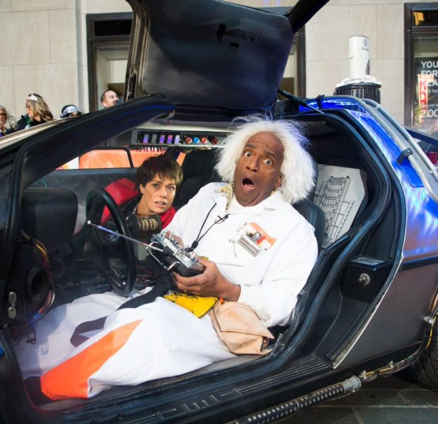 "Al Roker Defends Halloween Costume – ""I Didn't Have To Change My Skin Color"""