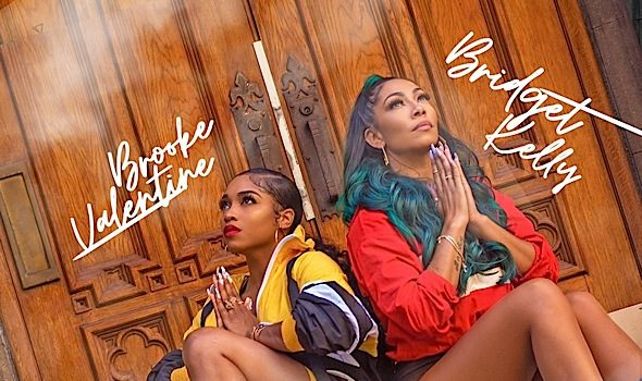"Love & Hip Hop's Brooke Valentine & Bridget Kelly Release ""SWEAR TO GAWD"" [New Music]"