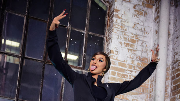 Cardi B Inks New Partnership Deal With Reebok