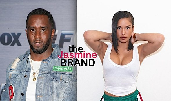 Diddy Shares Sweet Message To Ex Cassie [Photo]