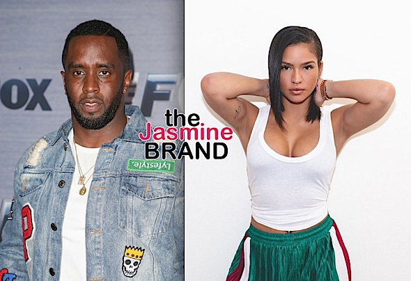 Diddy Spotted w/ Ex Girlfriend Cassie