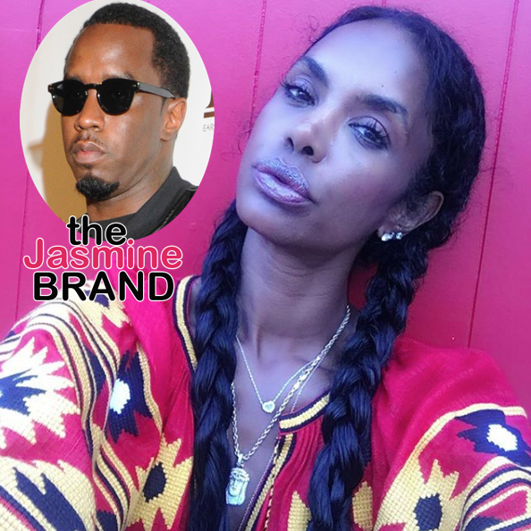 Diddy Shows Love To Kim Porter, Announces New Beauty Blog [VIDEO]