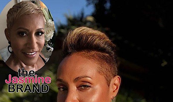Jada Pinkett-Smith's Mom Reveals She Didn't Like Jada's White Boyfriend