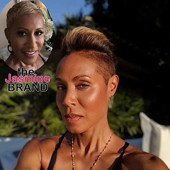 Jada Pinkett-Smith's Mom Reveals She Didn't Like Jada's White Boyfriend