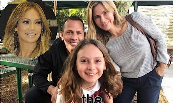 J.Lo Has Interjected Herself Into A-Rod's Child Support Dispute, According To His Ex Wife