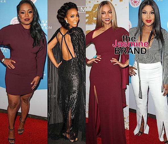Kobe Bryant, Michael Jai White, Keshia Knight-Pulliam, Kelly Rowland, Tyra Banks & Toni Braxton [Celebrity Stalking]