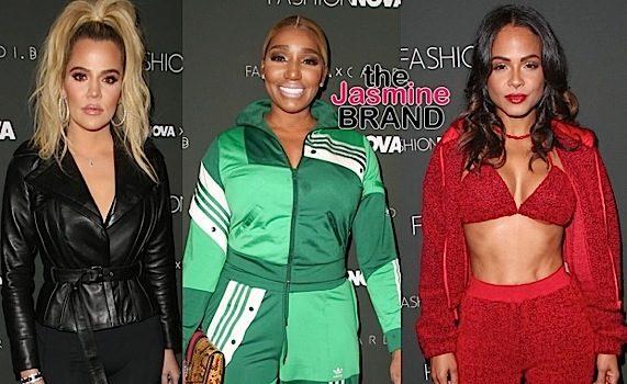 Chanel Iman, Iggy Azalea, Lyrica Anderson, Khloe Kardashian, NeNe Leakes & Christina Milian Spotted in LA [Celebrity Stalking]