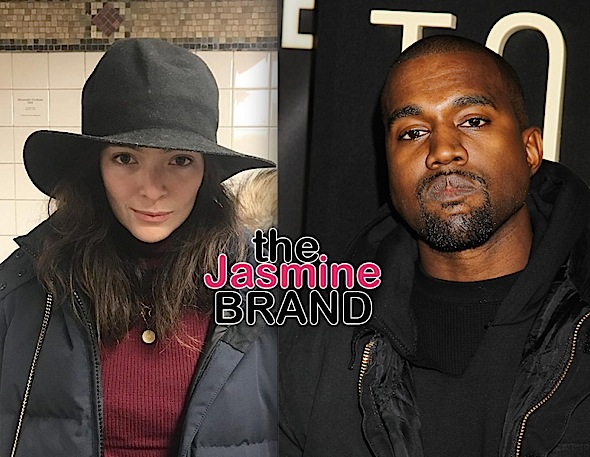 Lorde Accuses Kanye Of Stealing Stage Design