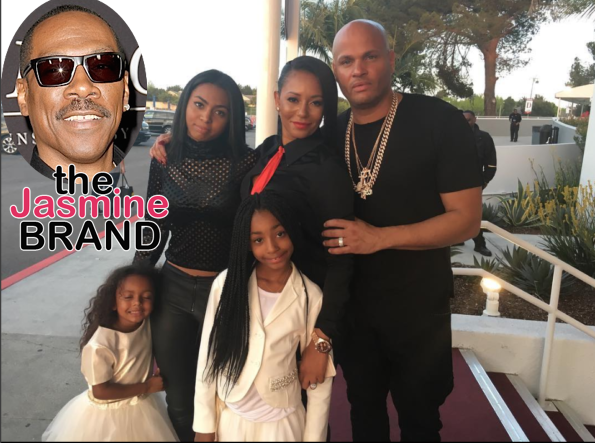 Mel B's Oldest Daughter Claims Stephen Belafonte Beat Up Her Dog & Laughed When It Was Put Down: Eddie Murphy Treated Me Better!