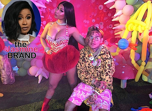 Tekashi Allegedly Screwed Fashion Nova Over After Getting 6 Figures, Sources Blame Nicki Minaj